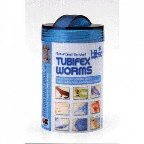 Hikari Freeze Dried Tubifex Fish Worms