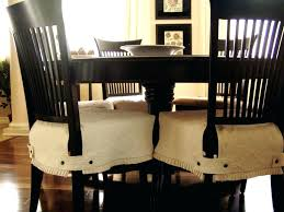 Dining Room Chair Seat Slipcovers Cover Design Sashes To Covers