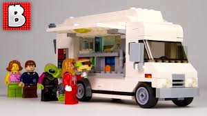 Lego Custom Food Truck MOC Nation Set | Unbox Build Time Lapse ... Lego Usps Mail Truck Youtube Amazoncom Lego City 60020 Cargo Toy Building Set Toys Games Smart Ideas Pickup Usps Mail Truck 6651 January 2014 The Car Blog Page 2 Instruction For Hwmj Sign Ups Up Series 42 Home Page Standard