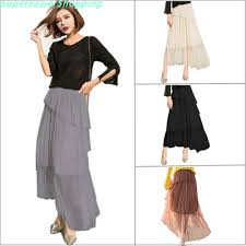 compare prices on long pleated skirt online shopping buy low