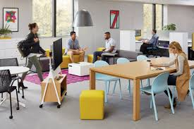 Partners of Business Interiors include many of the top products