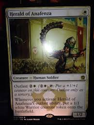 Common Mtg Deck Themes by Abzan U0027s Outlast New Card Discussion The Rumor Mill Magic