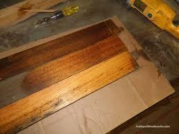 Finishing Douglas Fir Flooring by Antique Floor Reclaimed Douglas Fir Antique Woodworks
