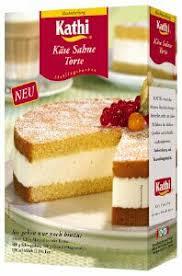 backmischung käse sahne torte 370 gramm kathi rainer