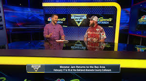100 Monster Truck Oakland Jam Returns To Alameda County Coliseum This