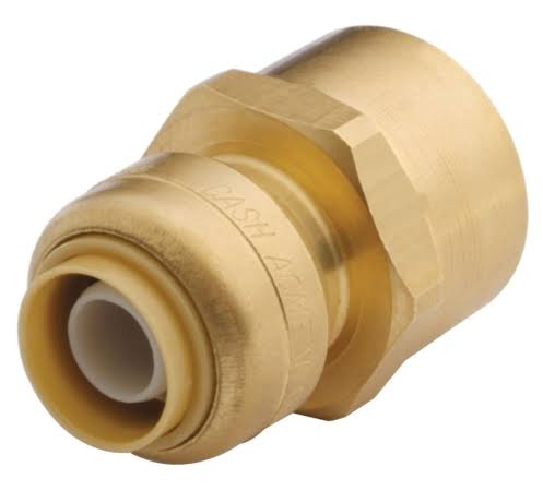"Shark Bite FNPT Lead Free Reducing Connector - 1/2"" x 3/4"""