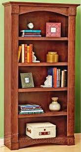 how to build a bookcase step by step woodworking plans spaces