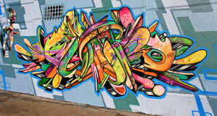 apex san francisco graffiti art on the wall full color art