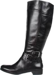 amazon com nine west women u0027s shiza wide calf knee high boot