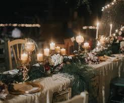 Vintage Inspired Outdoor Wedding