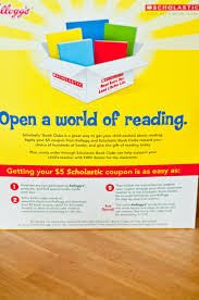 Kelloggs And Scholastic Giveaway!!!   Chasing Supermom Eagle Express Scholastic Coupon Code Teachers Scholastc Book Club Press Coverage Sheerid 82019 School Year Westville School District 2 Maximizing Reading Club Orders Cassie Dahl Teaching 5 Coupon Tips Tricks The Brown Bag Teacher Williston Obsver 2719 By Publishing Issuu Hendrix Middleton Pdf Flipbook Extra Bonus Points Early Childhood