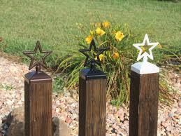 Decorative Garden Fence Posts by Best 25 Fence Post Caps Ideas On Pinterest Backyard Fences