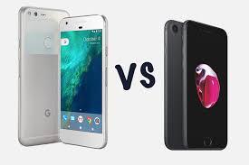 Google Pixel vs Apple iPhone 7 Which should you choose Pocket lint