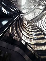 100 Atrium Architects ZAHA HADID ARCHITECTS DESIGNED WHAT WILL BE THE WORLDS