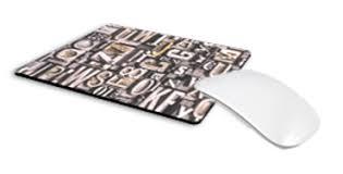 tapis de bureau personnalisé accessoires de bureau personnalisés avec vos photos cewe