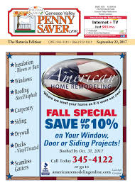 Genesee Ceramic Tile Dist Inc by Batavia Edition Of The Genesee Valley Penny Saver 9 22 17 By