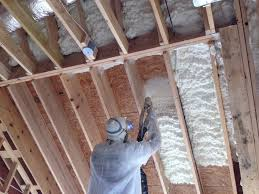 Insulating Cathedral Ceilings With Spray Foam by En Chartreuse Spray Foam Insulation Contractors We Offer The Best