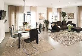 wohnzimmer esszimmer modern einrichten inneneinrichtung