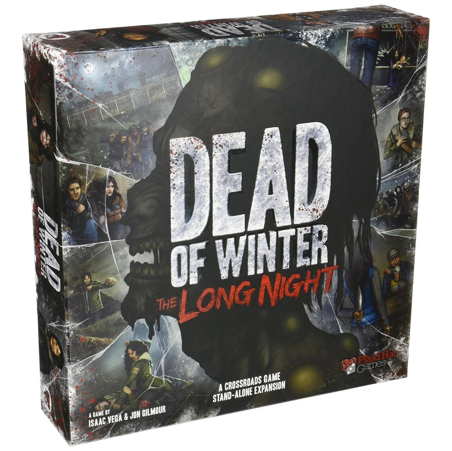 Dead of Winter: The Long Night Board Game