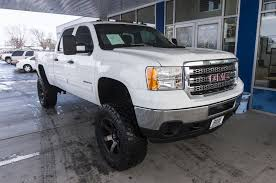 Used Lifted 2013 GMC Sierra 2500 SLE 4x4 Truck For Sale - 36174A 2505 2013 Gmc Sierra 1500 Gulf Coast Truck Inc Trucks For Most Reliable Jd Power Cars 3500hd 4x4 Crewcab Dually Lifted Duramax For Sale Whats New Chevrolet And Suvs Trend Used 2500 Sle Sale 36174a Crew Cab View All At 2500hd Car Test Drive Overview Cargurus 16ft Box Savana Mag Denali 3500 44 Crew Cab Diesel