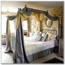 Bed Frame With Curtains Full Image For Full Size Bed Frame With