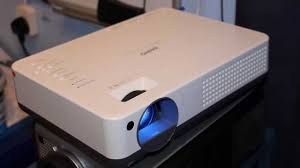 how to change the projector l in a sanyo plc sw56