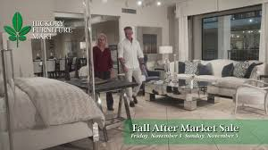 Hickory Furniture Mart Fall After Market Sale 2017