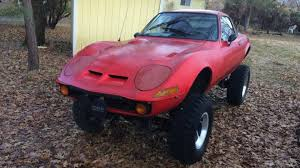 100 Fresno Craigslist Cars And Trucks By Owner A Backyard Builder Blended A Sports Car With An OffRoader Mostly