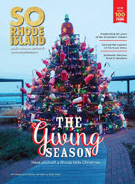 Mona Shores Tallest Singing Christmas Tree by So Rhode Island December 2015 By Providence Media Issuu