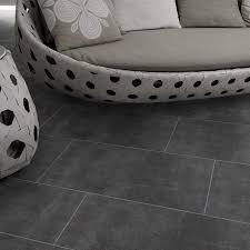 bodenfliese beton anthrazit 30 5x61cm