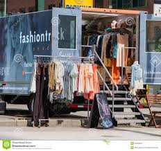 Mobile Fashion Truck Business Plans