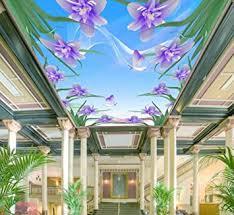 shah benutzerdefinierte foto 3d decke wandmalereien jade
