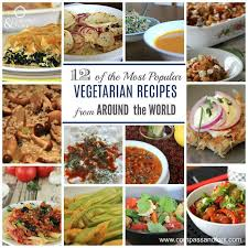 cuisine recipes 12 of the most popular vegetarian recipes from around the