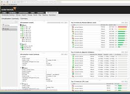 Solarwinds Web Help Desk Demo by Solarwinds Updates Virtualization Manager 6 2 And Integrates With