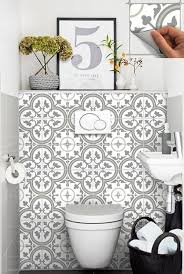 tile stickers vinyl decal waterproof removable for kitchen