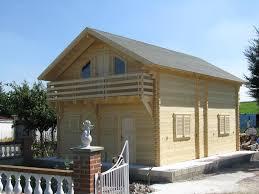 chalet en kit habitable prix maison bois en kit 96 m en bois en kit avec mezzanine