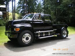 Custom Ford F800 PU RV Hauler | Toy's I Love... | Ford Trucks, Ford ...