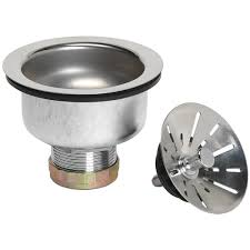 Install Kohler Sink Strainer by Stops Drains U0026 Drain Plugs Plumbing The Home Depot