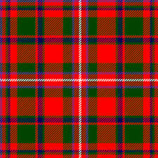 MacKinnon Clan Badge Tartan