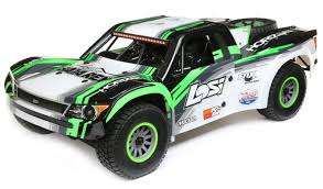 100 4wd Truck Losi 16 Super Baja Rey 4WD Desert Brushless RTR With AVC