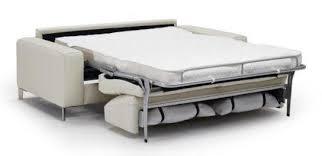 Natuzzi B883 Sofabed with Greenplus Foam Mattress – Eurohaus