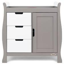 Baby Changer Dresser Unit by Baby Changing Dresser Ebay