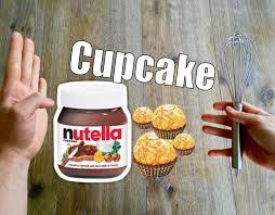 cuisine valentin cupcake nutella ferrero spécial valentin tasty food