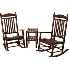 Jefferson Rocking Chair - Hejabnews.com - Polywood Pws11bl Jefferson 3pc Rocker Set Black Mahogany Patio Wrought Iron Rocking Chair Touch To Zoom Outdoor Cu Woven Traditional That Features A Comfortable Curved Seat K147fmatw Tigerwood With Frame Recycled Plastic Pws11wh White Outdoor Resin Rocking Chairs Youll Love In 2019 Wayfair Wooden All Weather Porch Rockers Vermont Woods Studios