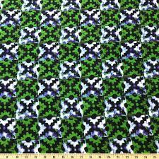 African Print 90123 4 Fabric