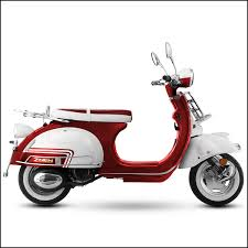 The New Model Classical Retro And Durable 50CC 125CC 150CC Vespa With Certificates Of