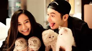 Angelababy And Huang Xiaoming Celebrate Wedding Anniversary With The World
