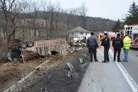 100 Cow Truck Police Identify Tractortrailer Driver Killed In Friday Crash