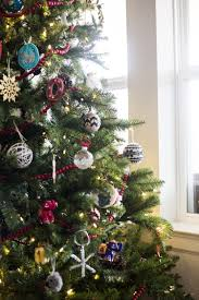 Artificial Douglas Fir Christmas Tree by Our Eclectic Kid Friendly Christmas Tree Live Free Creative Co