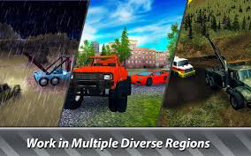 100 Tow Truck Simulator Emergency Offroad And City Android